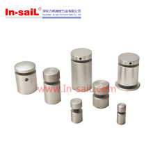 Stainless Steel Spacer for Double Glass, Round Glass Spacer